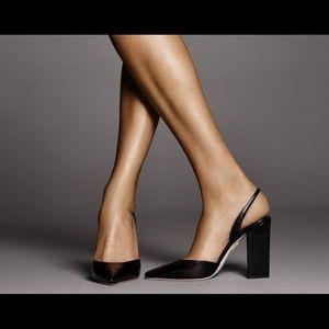Tamara Mellon Liaison triangle 105 mm heel 4 inch